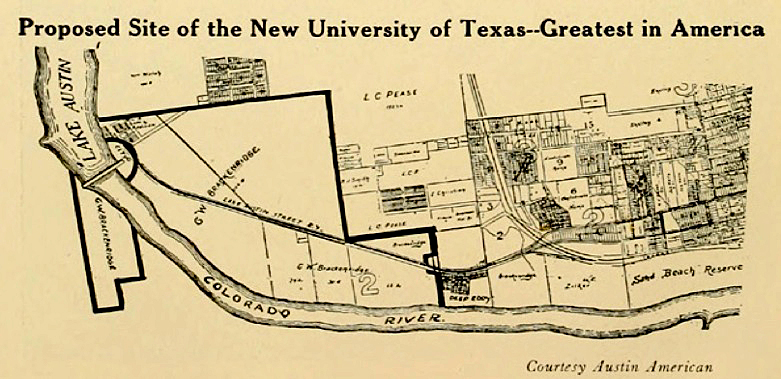 UTPhysicsHistorySite Uh Campus Map Conway on