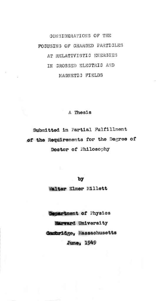 University of texas at austin phd thesis