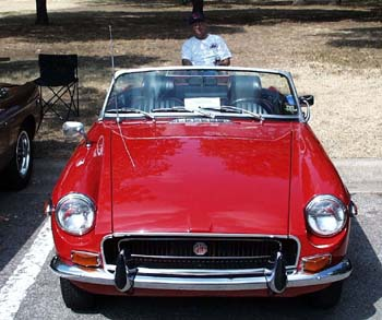 Volvo Greenville Sc >> Front Grill on a 71 B roadster? : MGB & GT Forum : MG ...